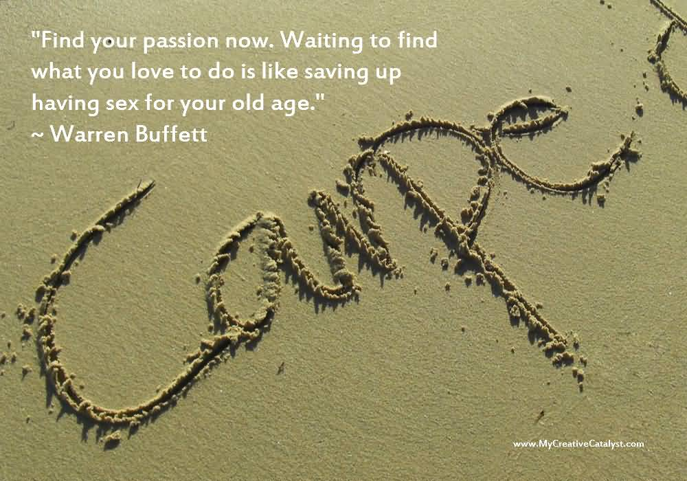 Find Passion